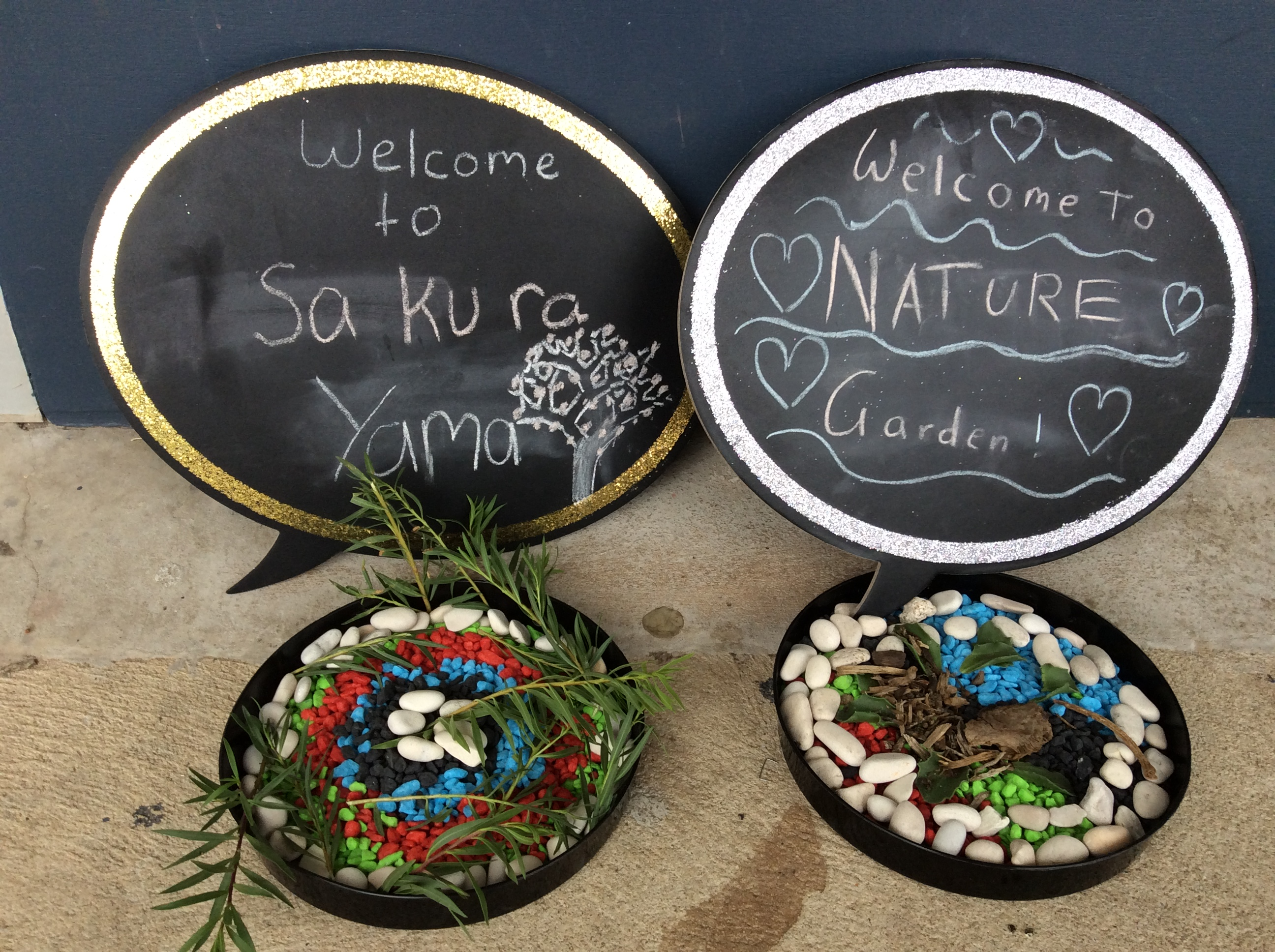 Languages Alive Lunctime Activity Nature Garden