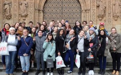 2016 Spanish Study Tour