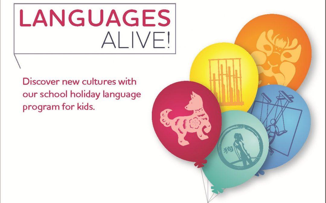 Languages Alive!