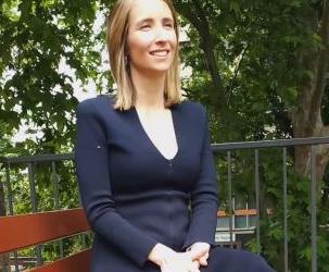 Marija Zivic, inspiring guest speaker!