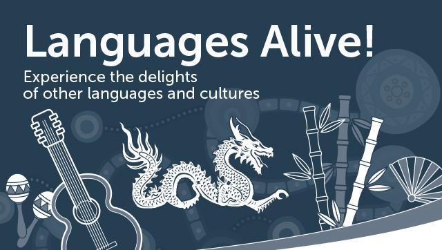 LANGUAGES ALIVE! – July 2021